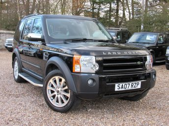 2007 LAND ROVER DISCOVERY 2.7 3 TDV6 XS 5d 188 BHP £7490.00