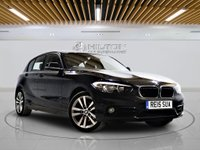 USED 2015 15 BMW 1 SERIES 2.0 118D SPORT 5d AUTO 147 BHP +  AIR CON + AUX + BLUETOOTH