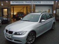 2005 BMW 3 SERIES 2.0 320D SE TOURING 5d 161 BHP £2795.00