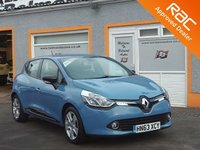 USED 2013 63 RENAULT CLIO 1.1 DYNAMIQUE MEDIANAV 5d 75 BHP Touch Screen Monitor -Sat Nav - Bluetooth