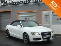 USED 2010 10 AUDI A5 2.0 TDI 2d 168 BHP Beautiful Looking Car. Bluetooth