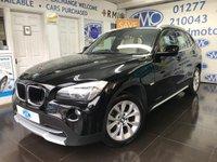 2011 BMW X1 2.0 XDRIVE20D SE 5d AUTO 174 BHP £10695.00
