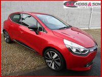 "USED 2016 65 RENAULT CLIO 1.5 DYNAMIQUE S NAV DCI 5dr 89 BHP **FREE ROAD TAX** **SAT NAVIGATION, 17""ALLOYS & ONLY 16000 MILES**"