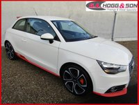 2011 AUDI A1 1.6 TDI COMPETITION LINE 3dr 105 BHP **LIMITED EDITION MODEL** £8995.00