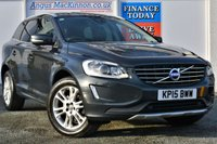 USED 2015 15 VOLVO XC60 2.4 D5 SE LUX NAV 4z4 AWD 5d Family SUV AUTO with Sat Nav Heated Leather Memory Seats **ONE FORMER KEEPER**