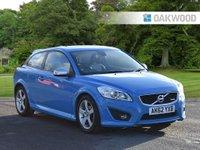 2012 VOLVO C30 1.6 D2 R-DESIGN LUX 3d 113 BHP £7495.00