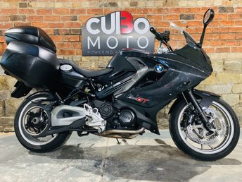 2013 BMW F800GT 30th Anniversary Edition £5290.00