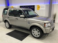 USED 2011 61 LAND ROVER DISCOVERY 4 3.0 SD V6 XS 4X4 5dr 7 SEATS! SAT NAV! MERIDIAN!
