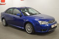 USED 2006 06 FORD MONDEO 3.0 ST220 4d 226 BHP RARE SALOON ST IN GREAT CONDITION