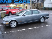USED 2003 03 JAGUAR XJ 3.0 V6 SE 4d AUTO 240 BHP AUTOMATIC,ONLY 50000 MILES FROM NEW