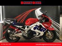 USED 2000 V HONDA CBR900RR FIREBLADE 918cc CBR 900 RR