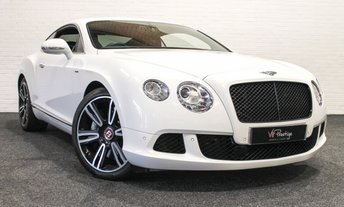2011 BENTLEY CONTINENTAL 6.0 GT 2d AUTO 567 BHP £53955.00