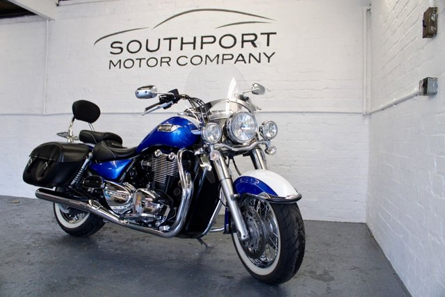 View our TRIUMPH THUNDERBIRD SPORT
