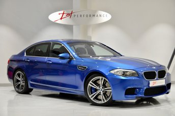 2011 BMW M5 4.4 M5 4d AUTO 553 BHP HUGE SPECIFICATION FULL BMW HISTORY £22950.00