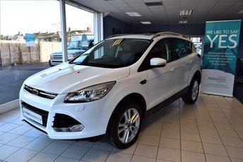 2013 FORD KUGA 2.0 TITANIUM X TDCI 5d  4WD 160 BHP AUTOMATIC  £13990.00