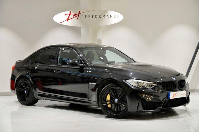 2014 14 BMW M3 3.0 M3 4d 426 BHP CERAMIC BRAKES FULL BMW HISTORY