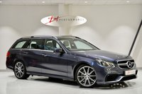 2013 MERCEDES-BENZ E CLASS 5.5 E63 AMG 5d AUTO 550 BHP MERCEDES WARRANTY £28950.00
