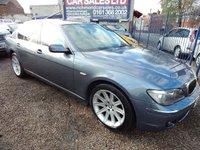 2008 BMW 7 SERIES 3.0 730D SE 4d AUTO 228 BHP £5490.00