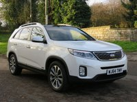 USED 2014 64 KIA SORENTO 2.2 CRDI KX-4 5d AUTO 194 BHP PAN ROOF, SAT-NAV & MUCH MORE!