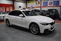 2015 BMW 3 SERIES 2.0 320D XDRIVE M SPORT 4d AUTO 181 BHP £18985.00