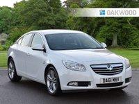 2012 VAUXHALL INSIGNIA 1.8 SRI 5d 138 BHP £4995.00