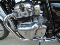 USED 2020 69 ROYAL ENFIELD CONTINENTAL GT ROYAL ENFIELD CONTINENTAL GT650 TWIN CHROME