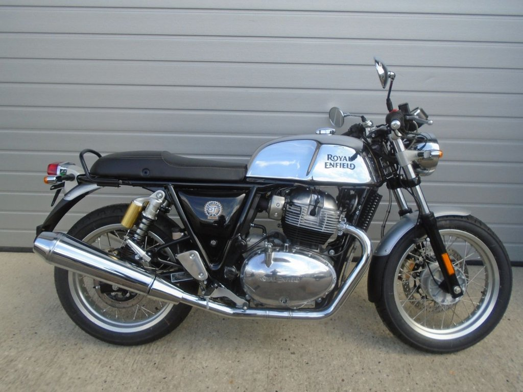 Royal Enfield Continental Gt 650 Twin In Stock Royal Enfield Continental Gt650 Twin Chrome