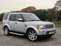 2010 LAND ROVER DISCOVERY 3.0 4 TDV6 XS 5d AUTO 245 BHP £12000.00