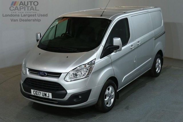 2017 17 FORD TRANSIT CUSTOM 2.0 290 LIMITED 6d 170 BHP SWB L1 H1 AIR CON SAT NAV EURO 6 VAN TWIN SLIDING DOORS