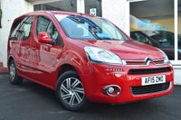 2015 CITROEN BERLINGO MULTISPACE 1.6 HDI VTR 5d 91 BHP