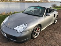 USED 2005 05 PORSCHE 911 3.6 TURBO 2d 420 BHP **ONLY 41000  MILES**