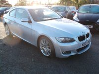 USED 2007 07 BMW 3 SERIES 2.0 320I M SPORT 2d 168 BHP ***Stunning example - High specification***