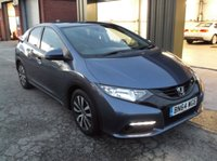 2014 HONDA CIVIC 1.6 I-DTEC SE PLUS 5d 118 BHP £4500.00