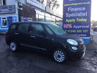 USED 2015 15 FIAT 500L MPW 1.2 MULTIJET POP STAR 5d 85 BHP, 1 Owner, only 49000 miles ***GREAT FINANCE DEALS AVAILABLE***