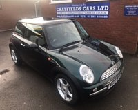 2003 MINI HATCH COOPER}