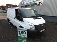 2014 FORD TRANSIT 2.2 280 100BHP SWB NO VAT TO PAY ON THIS VAN CHOICE OF 2 £6495.00