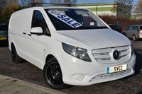 USED 2016 16 MERCEDES-BENZ VITO 2.1 114 BLUETEC LWB 6d 136 BHP ~ COLOUR CODED ~ NEW 18