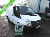 USED 2012 12 FORD TRANSIT 2.2 280 100BHP SWB NO VAT TO PAY ON THIS VAN CHOICE OF 2  NO VAT TO PAY CHOICE OF 2