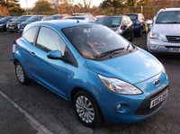 USED 2014 63 FORD KA 1.2 ZETEC 3d 69 BHP ***Excellent economy - reliable 1st car  - Low tax / insurance - Long MOT - Excellent service history***