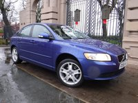 USED 2009 59 VOLVO S40 1.6 D DRIVE SE 4d 109 BHP FINANCE ARRANGED***PART EXCHANGE WELCOME***1 OWNER***£20 ROAD TAX***FULL SERVICE HISTORY***CRUISE***AIR CON