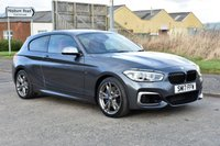 USED 2017 17 BMW 1 SERIES 3.0 M140I 3d AUTO 335 BHP