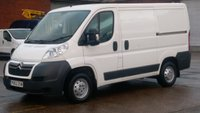 2012 CITROEN RELAY 2.2 33 L1H1 HDI 1d 129 BHP SWB LOW/ROOF 1 OWNER F/S/H 2 KEYS £300 CASH BACK IN DECEMBER FREE 12 MONTHS WARRANTY COVER  £6390.00
