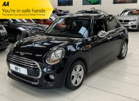USED 2014 64 MINI HATCH COOPER 1.5 COOPER 5d 134 BHP PEPPER PACK HATCH