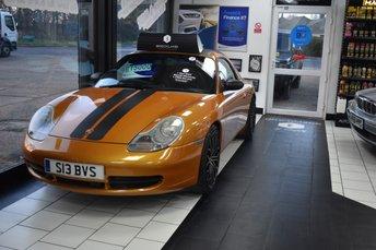 1999 PORSCHE 911 MK 996 3.4 1d  £14000.00