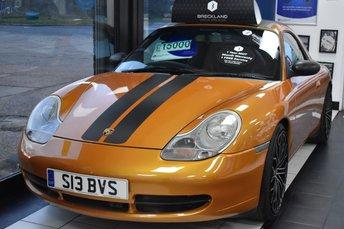 1999 PORSCHE 911 MK 996 3.4 1d  £15000.00