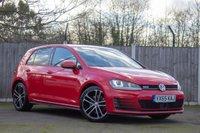 2015 VOLKSWAGEN GOLF 2.0 GTD 5d 181 BHP £13250.00