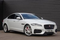USED 2016 16 JAGUAR XF 3.0 V6 S 4d AUTO 296 BHP £0 DEPOSIT BUY NOW PAY LATER - 1 OWNER - NAV - REVERSE CAMERA