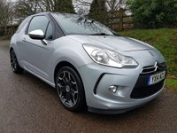 2014 CITROEN DS3 1.6 E-HDI AIRDREAM DSPORT PLUS 3d 111 BHP £6495.00