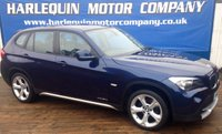 2011 BMW X1 2.0 SDRIVE20D SE 5d 174 BHP £5999.00