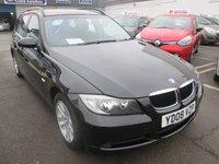 2008 BMW 3 SERIES 2.0 ESTATE 318I ES TOURING 5d 141 BHP £3995.00